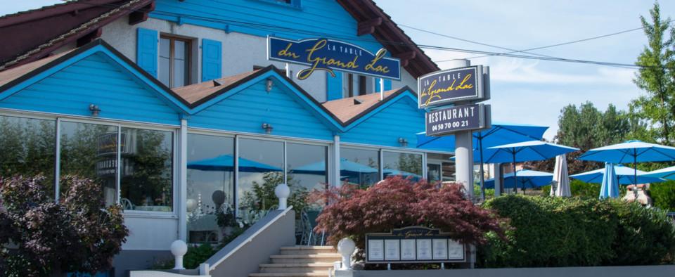 Restaurant Bord Du Lac Leman Bon Cadeau